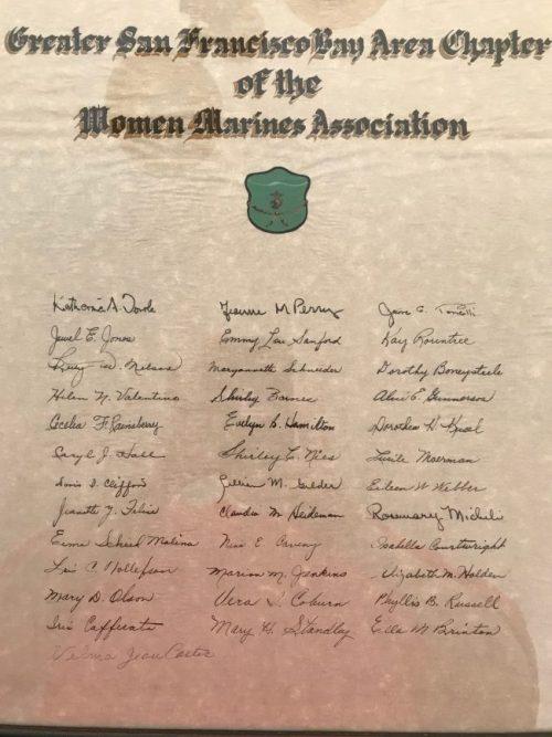 Original Chapter Charter