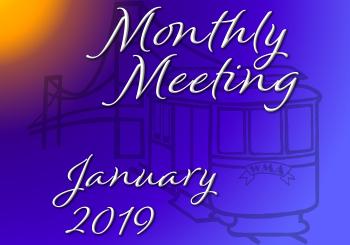 Meeting Recap – January 2019